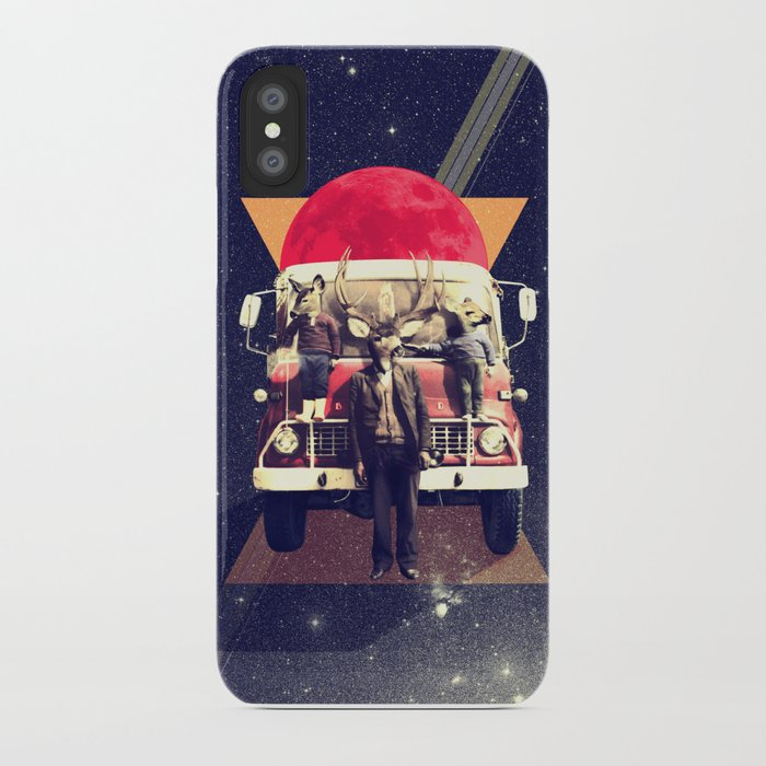 El Camion iPhone Case