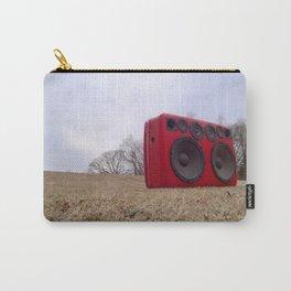 Bass Traveler Red Tarantula Carry-All Pouch