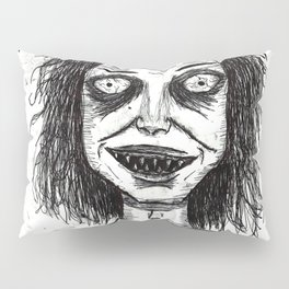 CRAZY DUDE Pillow Sham