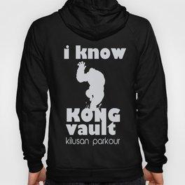 Kong vault (white) Hoody