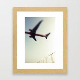 Flight4 Framed Art Print