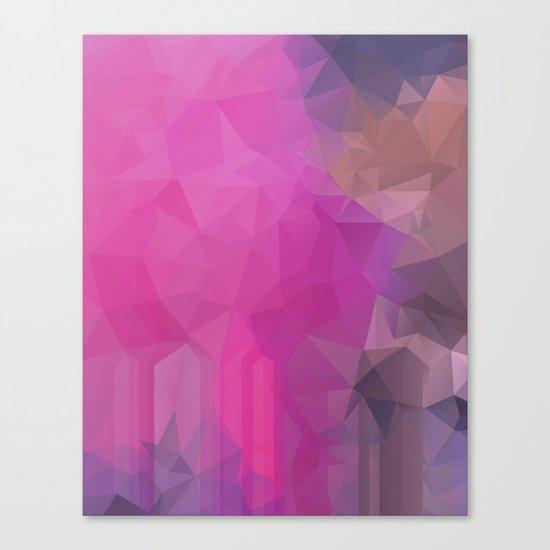 Geometric NC 01 Canvas Print