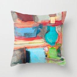 Still Life VI Throw Pillow
