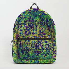 Grunge Painting Background G320 Backpack