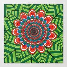Pattern J Canvas Print