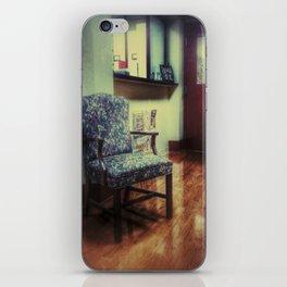 Waiting Room Series #3 iPhone Skin