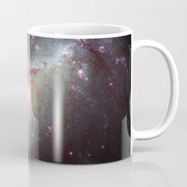 Barred spiral galaxy Coffee Mug