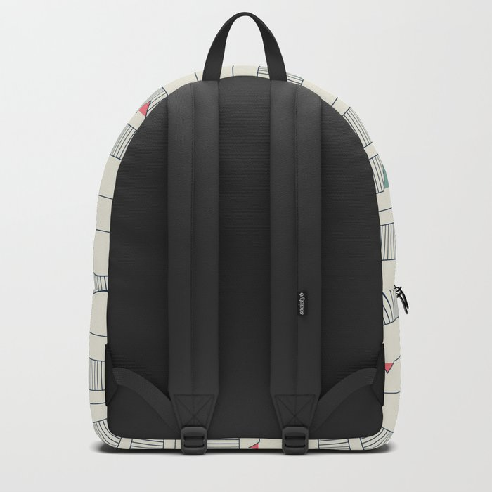 Minimal Scandi #society6 #decor #buyart Backpack