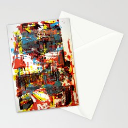 space is space Stationery Cards