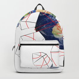 Wrapped to a Warped World Backpack