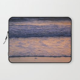 Sunset Waves Laptop Sleeve