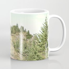 Cliff Trail Coffee Mug