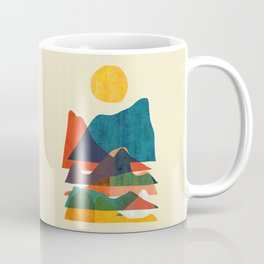 Everything is beautiful under the sun Coffee Mug