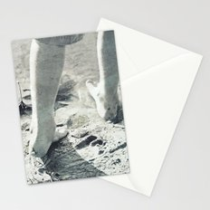 Shoes NOT Required ...  Stationery Cards