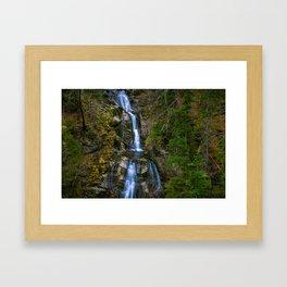 Lassingfall Framed Art Print