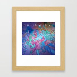 Hollowlove Dance Framed Art Print