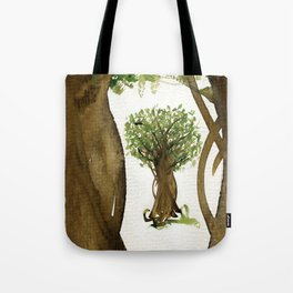 The Fortune Tree #3 Tote Bag