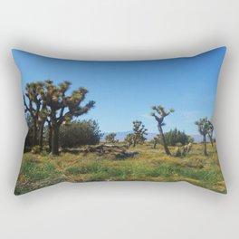 Joshua Trees Rectangular Pillow