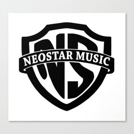 NeoStar Music Official Canvas Print