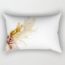 Golden Gaurdian  Rectangular Pillow