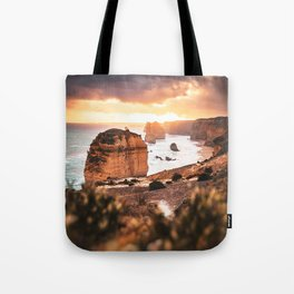autstralia twelve apostles Tote Bag