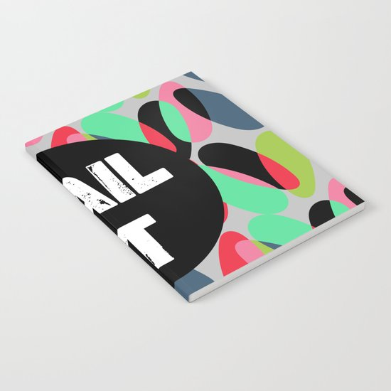 Nail It Notebook
