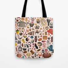 TABLE OF CONTENTS II Tote Bag