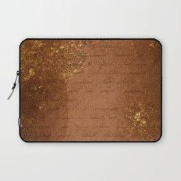 Beautiful Glimmer Design Laptop Sleeve
