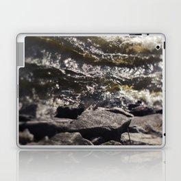Torrent river Laptop & iPad Skin
