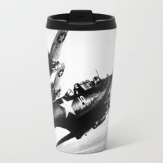 Vintage fighters Travel Mug