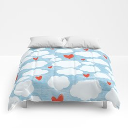 How soon is now? Comforters