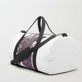 octopus and anchor Duffle Bag