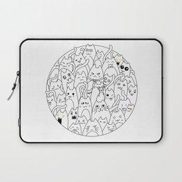 34 Cats Laptop Sleeve