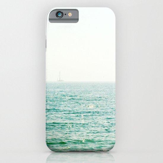 Ocean Ghost Ship iPhone & iPod Case
