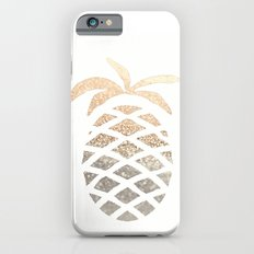 GOLD PINEAPPLE iPhone 6 Slim Case