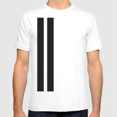 the shirt White Mens Fitted Tee MEDIUM