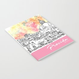 Splash | Procida Notebook