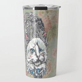 Meowrie Antoinette Travel Mug