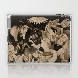 My Guernica (a Picasso Study) Laptop & iPad Skin