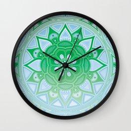 Mandala my new creation XVI Wall Clock