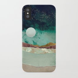 Spring Night iPhone Case