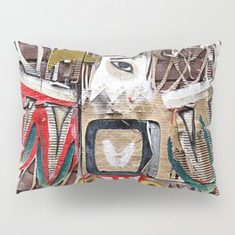 Eagle Totem Pillow Sham