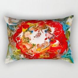 Vintage christmas Rectangular Pillow