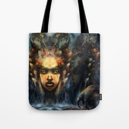 The Visionary Realm Tote Bag