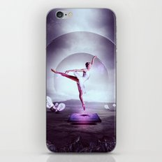 Beyond The Frame iPhone & iPod Skin