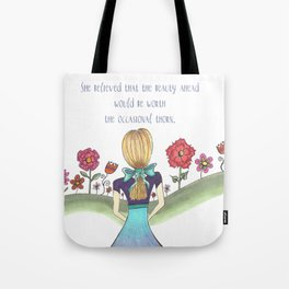 Path to Beauty Tote Bag