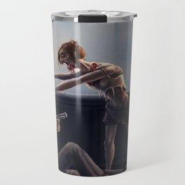 Dying Inside Travel Mug
