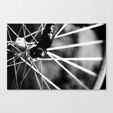 Ride II Canvas Print