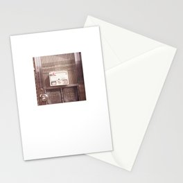 Silver Gate Stationery Cards