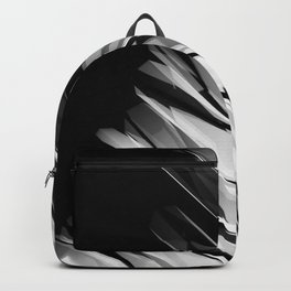 Abstract Pattern B&W1 Backpack